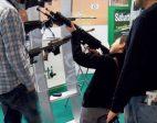 No alla cultura delle armi in fiera