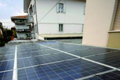 Energia solare: piccoli comuni, impianti faraonici
