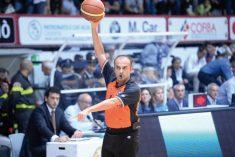 Gianluca Sardella, una vita con il fischietto in mano