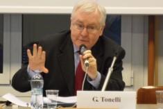 """Giorgio Tonelli – """"Lunga vita a il Ponte"""""""