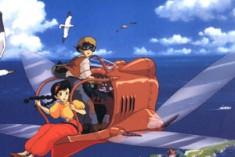 Il castello nel cielo, che Miyazaki!
