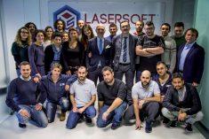 Imprese, per Lasersoft una crescita… luminosa