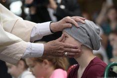 La vocazione materna della chiesa nel servizio del malato