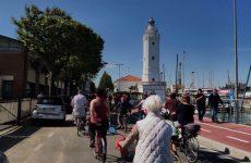 Rimini, una pedalata solidale