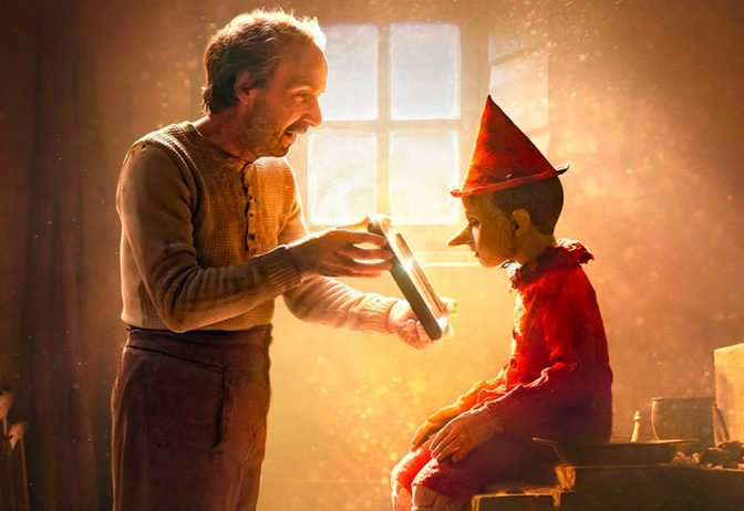 Un racconto che non perde fascino: Pinocchio!
