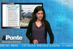Rassegna stampa Il Ponte 22 maggio