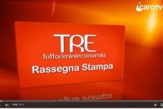 Rassegna stampa  -TRE aprile 2016