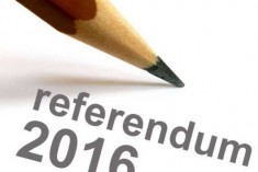 Referendum – Occhi puntati sulla riforma costituzionale