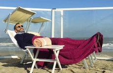 Riccione lancia la spiaggia d'inverno