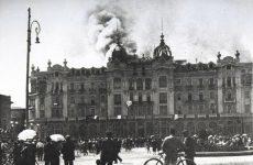 La Rimini violenta di un secolo fa