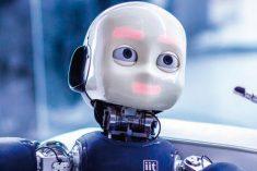 Il robot è un alleato dell' uomo, ma …