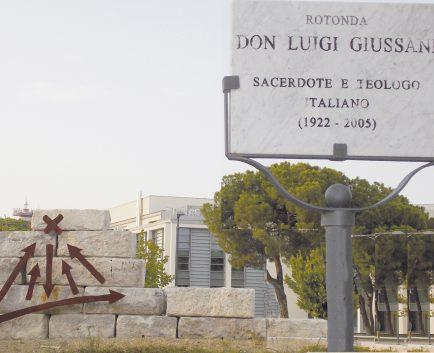 Lo schema di  'don Gius' indica la strada