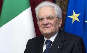 Il presidente Mattarella visiterà SanPa