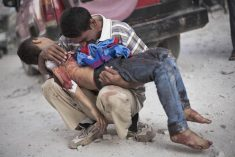 Genocidio siriano
