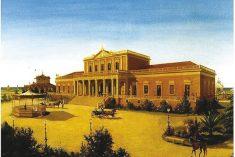 Il primo stabilimento di Rimini