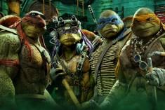CINECITTA' – Quattro tartarughe alla riscossa