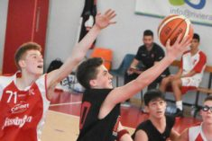 """Il basket giovane sul parquet del """"Papini"""""""