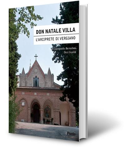 Don Natale Villa, l'arciprete di Vergiano