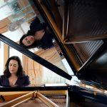 Claudia Berti al pianoforte - Ph Veronica Bronzetti