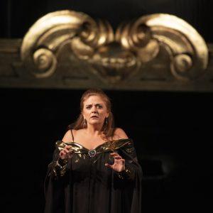 Il soprano Francesca Lombardi Mazzulli, la Bellezza - Ph Marco Caselli Nirmal