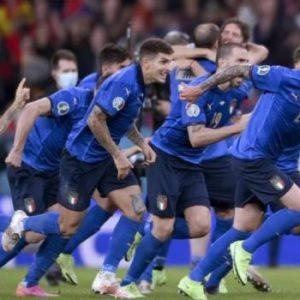 europei calcio 2021 vittoria itala