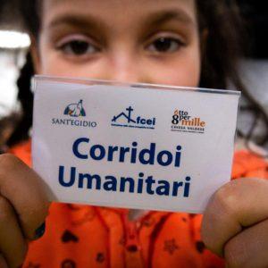 corridoi umanitari