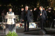 Roma, nuova illuminazione a led ai giardini di San Basilio