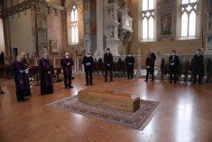 In memoria del Vescovo Mariano De Nicolò