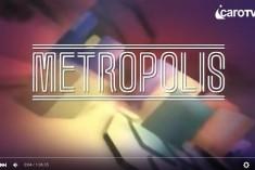 Metropolis – puntata del 21 gennaio 2016