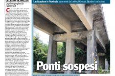 Ponti sospesi: l'anteprima de Il Ponte 30 settembre 2018