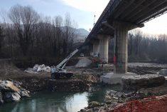 Ponte Verucchio, riapre il ponte!