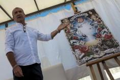 """Rimini – l'immagine simbolo 2016 è  """"tatuata"""