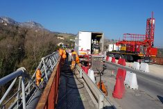Ponte Verucchio, una nuova apertura