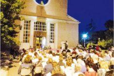 Feste parrocchiali, navigazione a vista