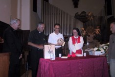 'Grazie Gesù' firmato Cristiano Magdi