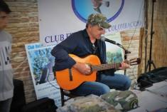 Graziano Giovanetti – musicista con la passione per la caccia al colombaccio