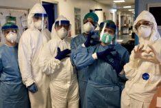 Rimini, Coronavirus: contagi di nuovo sopra quota 100 (128), 3 decessi e terapie intensive in rialzo