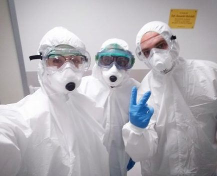 Rimini, Coronavirus; calano i positivi (93), stabili le terapie intensive, 2 decessi