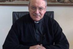 Il triplice grazie del vescovo ai suo catechisti